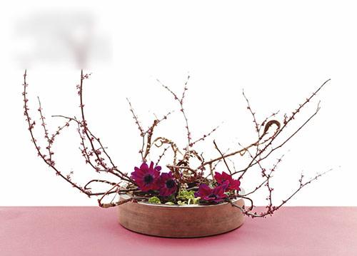 六款新年迎春艺术插花